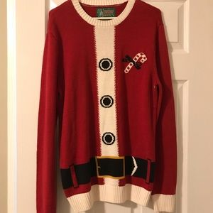 Ugly Christmas Sweater Medium Mens